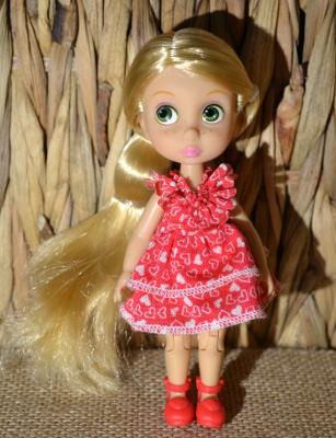 Chelsea's dress